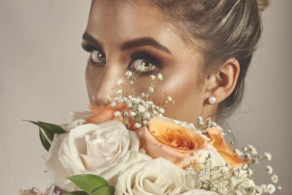 Andrea Hurtado Makeup