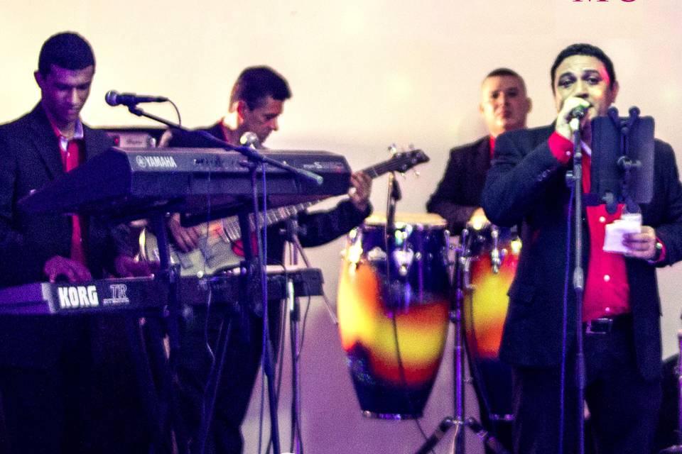 Grupo musical quimbara