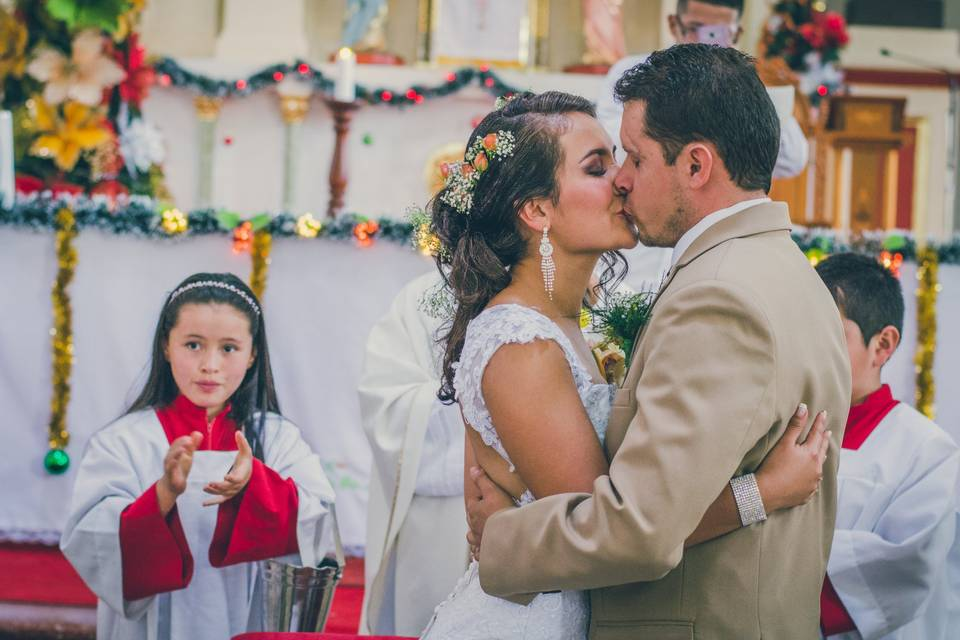 Marco & Sandra boda