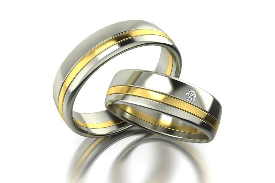 Argollas matrimonio Am2