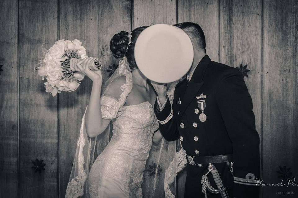 Sesión de la boda
