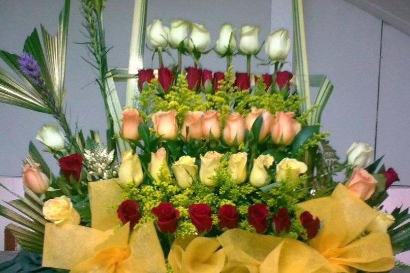 Floristería San Valentín