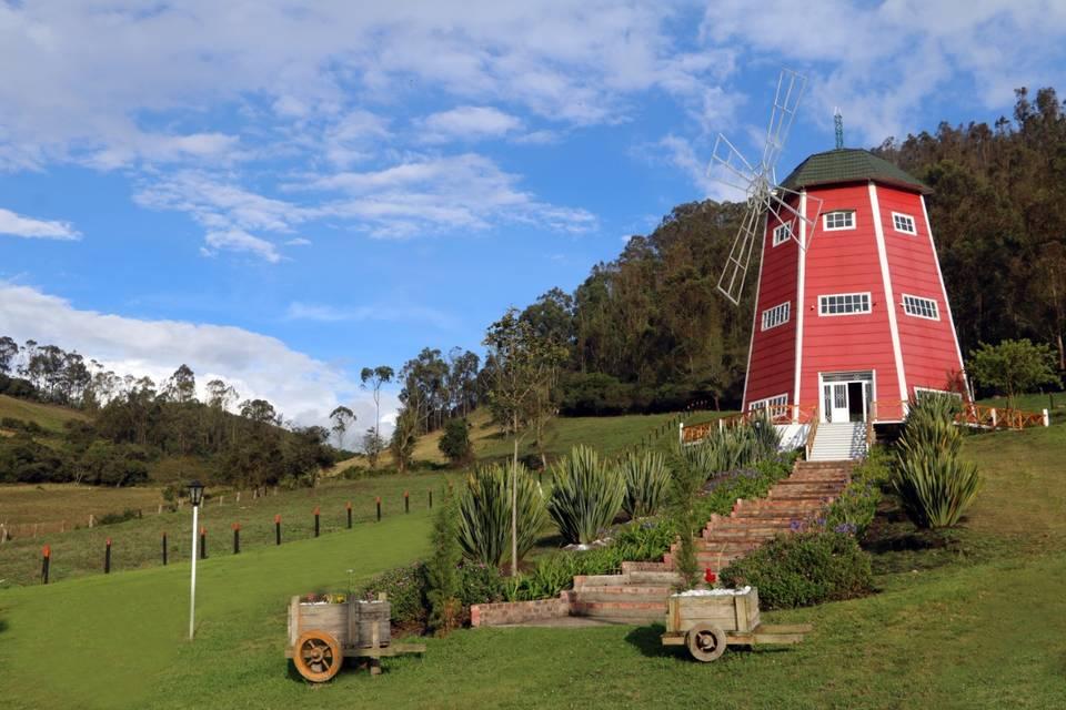 Hacienda El Molino by Arte & Boda