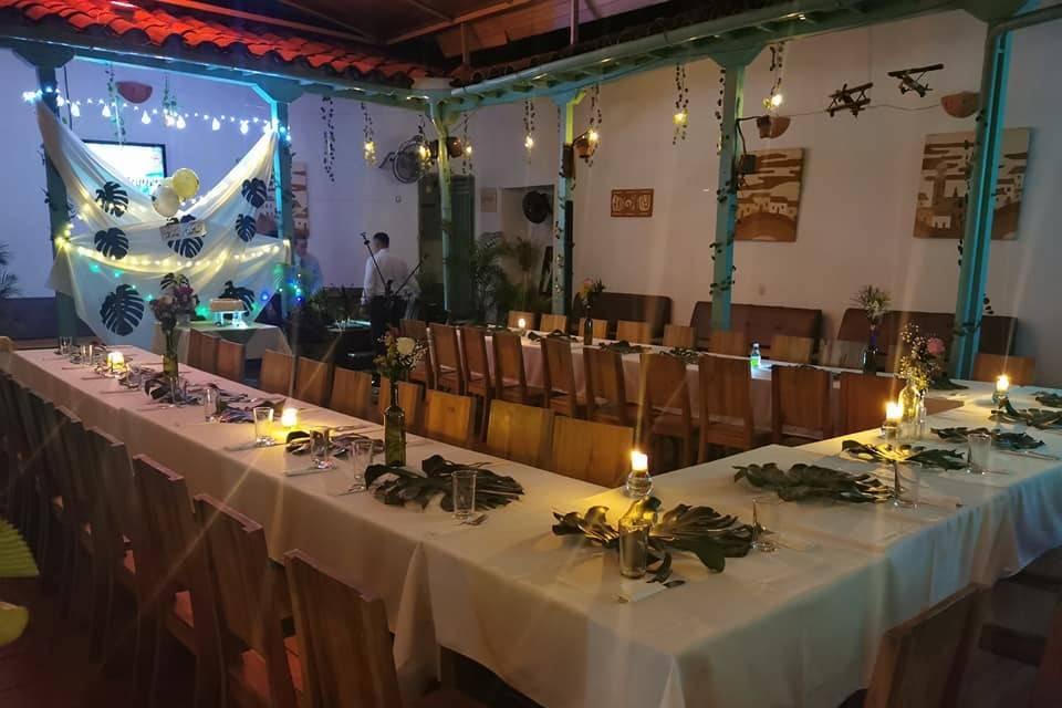 Restaurante Bar Mi Casa