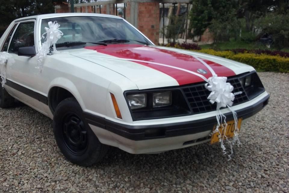 Luis Eduardo Vega - Ford Mustang 80