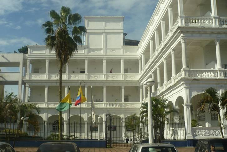 Tequendama Inn Estación Buenaventura