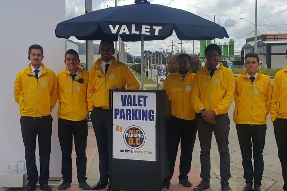 DC Valet Parking