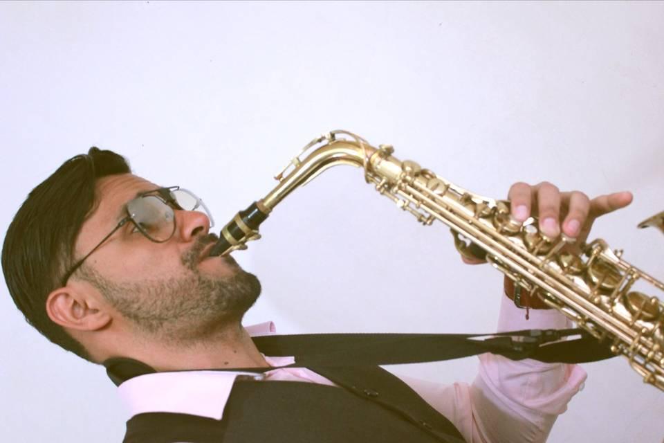 Saxofonista DCoctel