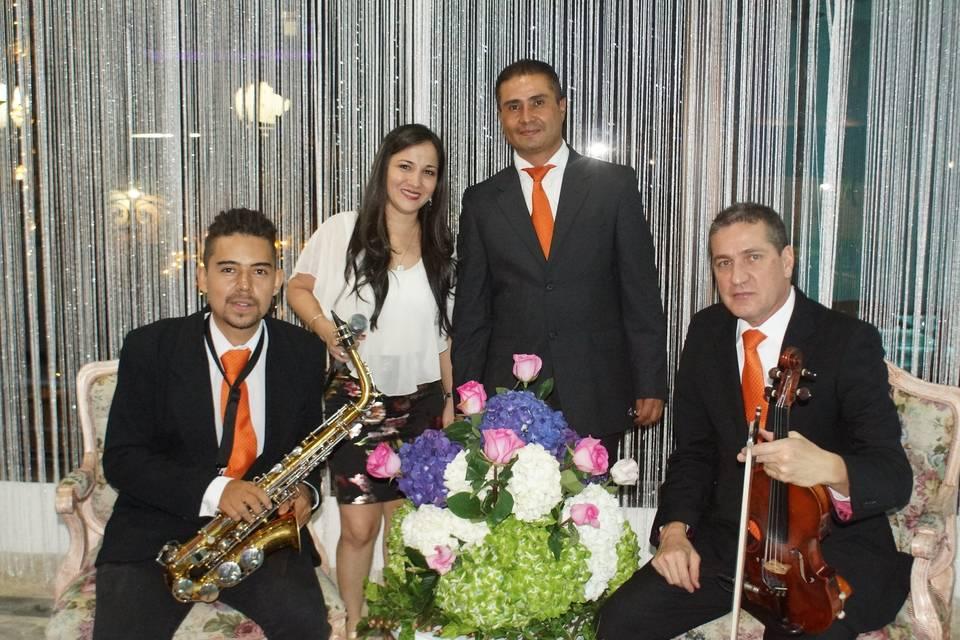 Música matrimonio Medellín