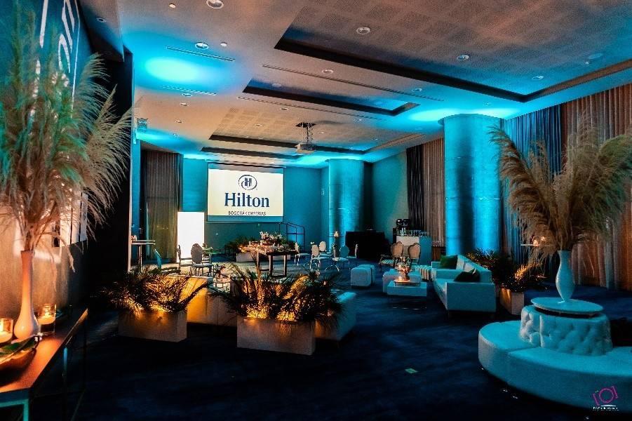 Hilton Bogotá Corferias