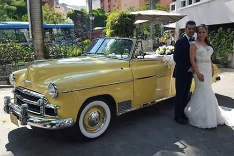 Auto Clásico Barranquilla