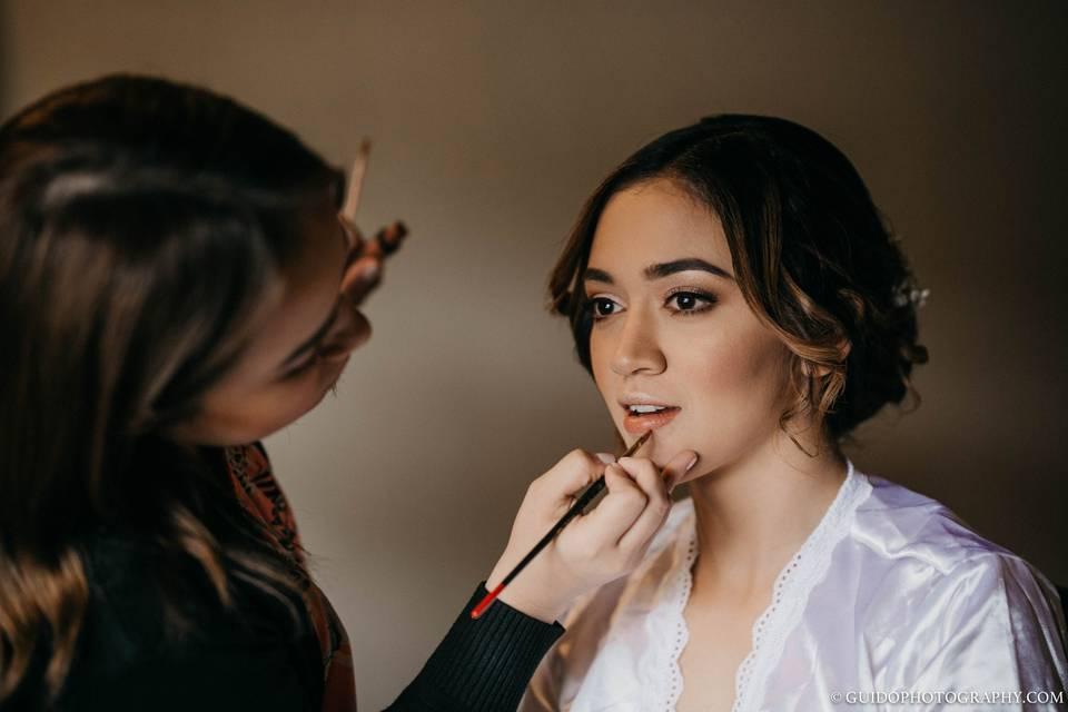 Genesis Morales Makeup